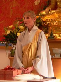Maestra Zen Bon Shim